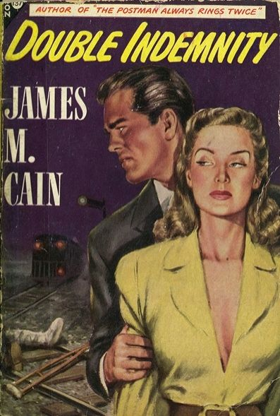 Some of American author James M Cain's earliest and most famous books.