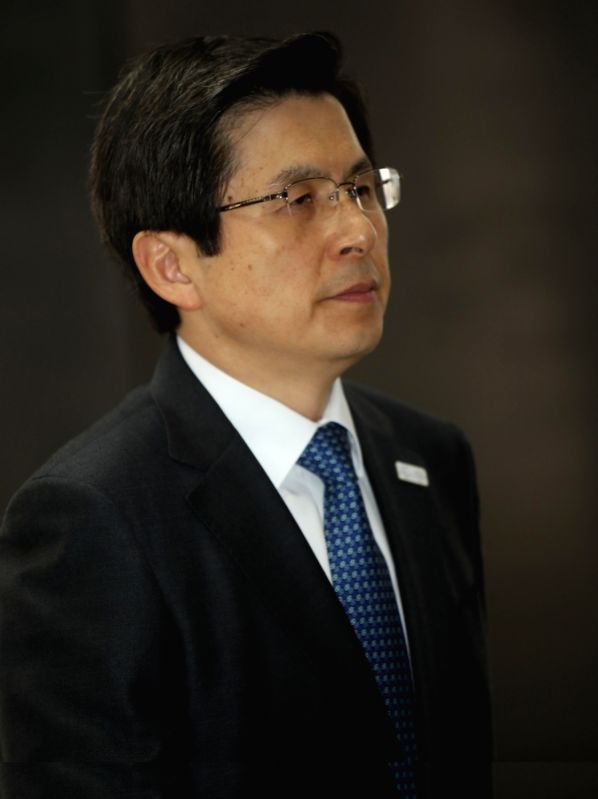 South Korea Prime Minister Hwang Kyo Ahn. (File Photo: IANS) - Hwang Kyo Ahn