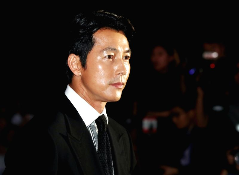 South Korean actor Jung Woo-sung poses for a photo during the opening ceremony of the Bucheon International Fantastic Film Festival (BIFAN) at Bucheon City Hall in Bucheon, Gyeonggi ... - Jung Woo