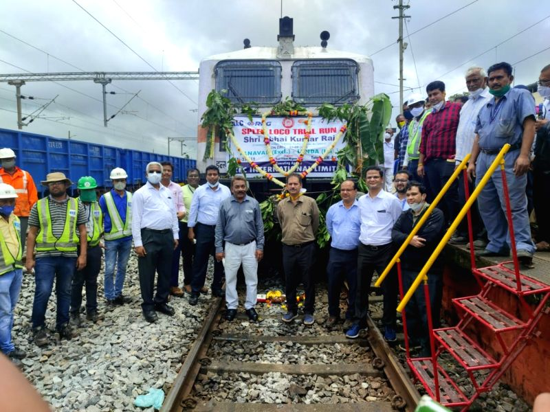 South Western Railway transports 14 million tonnes freight