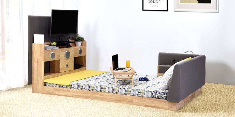 Space saving home decor ideas