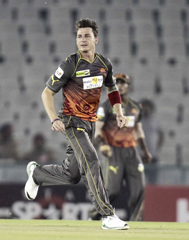 Favorite bowler in SRH...