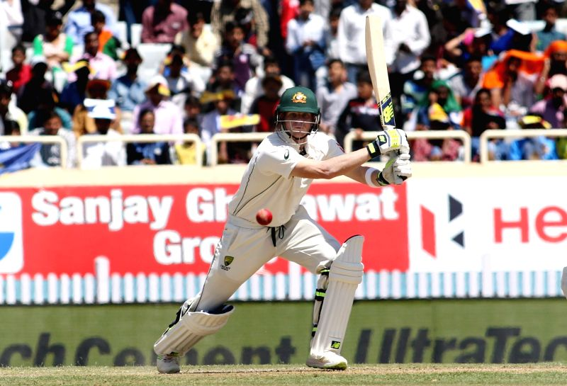 Steve Smith. (File Photo: Surjeet Yadav/IANS)