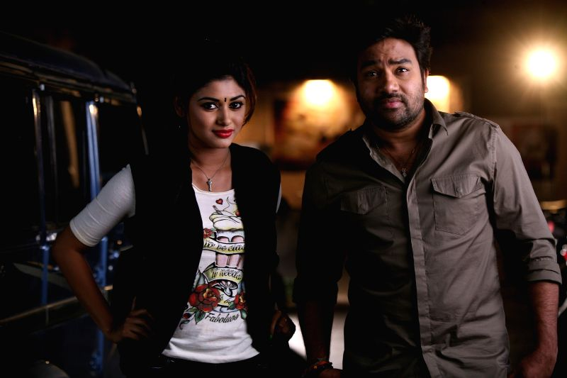 Stills from Tamil film `144`.
