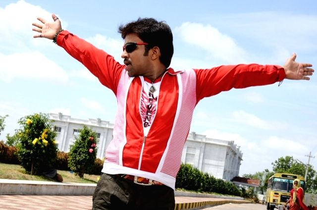 Stills from Telugu film `21st Century love`
