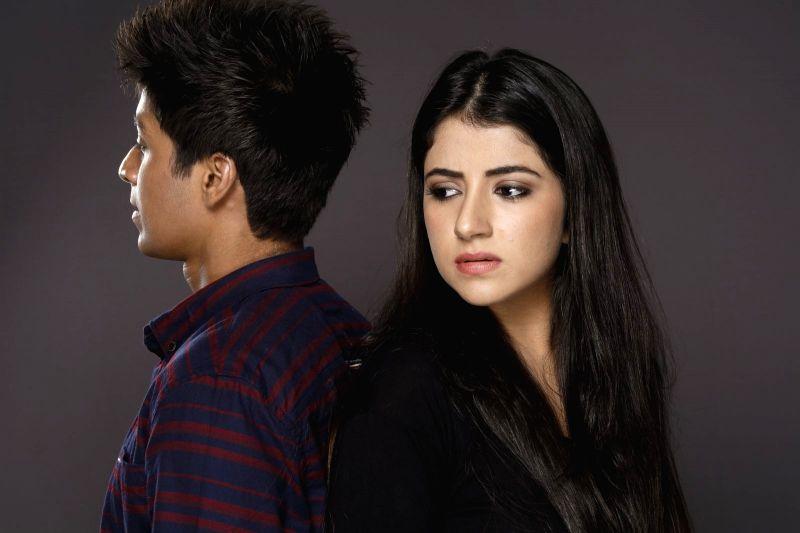 Stills from Telugu film `Full Moon`.