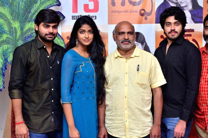 "Stills from Telugu film ""Gulf"" in Hyderabad."