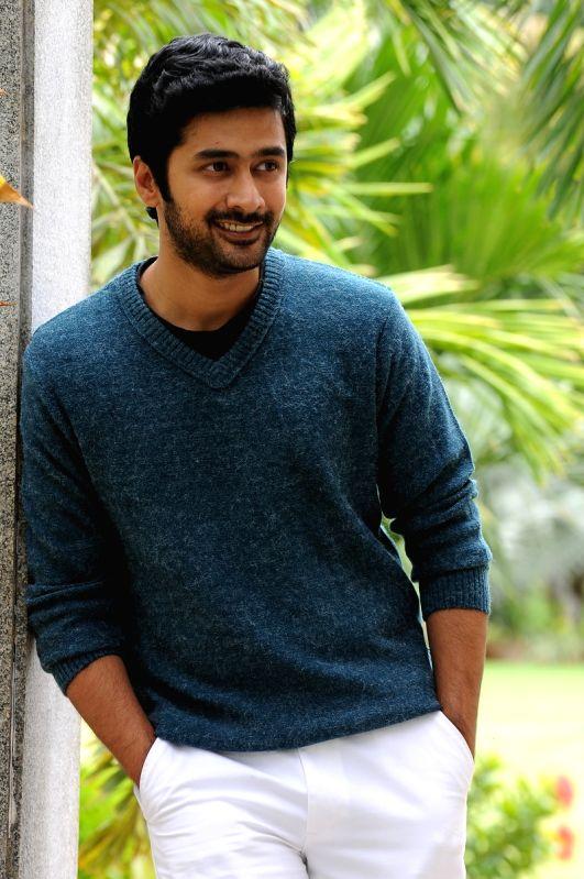 Stills from Telugu film `Hyderabad love story`