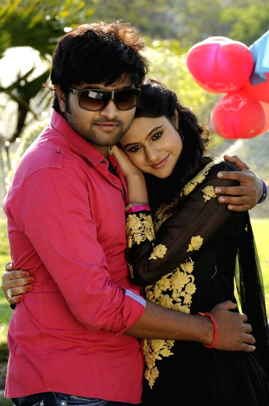 Stills from Telugu film `IKA SAY LOVE`.