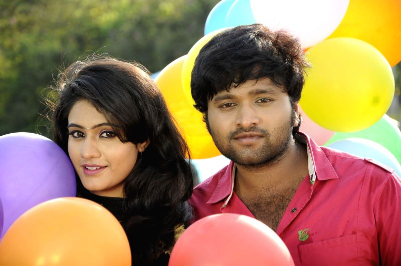 Stills from Telugu film `IKA SAY LOVE`.