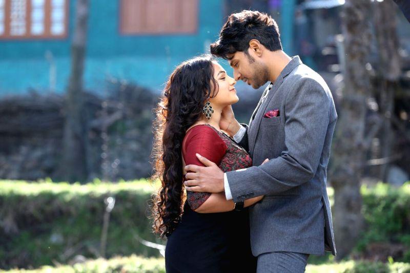 Stills from Telugu film `Okka Ammayi Thappa`