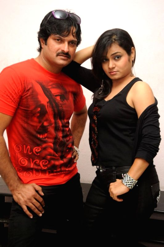Stills from Telugu film `Pambalakidi Jamba`.