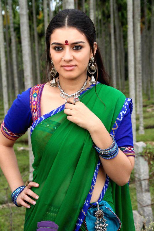 Stills from upcoming Tamil film 'Aranmanai'.