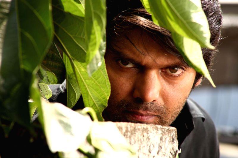 Stills from upcoming Tamil film `Meagamann`.