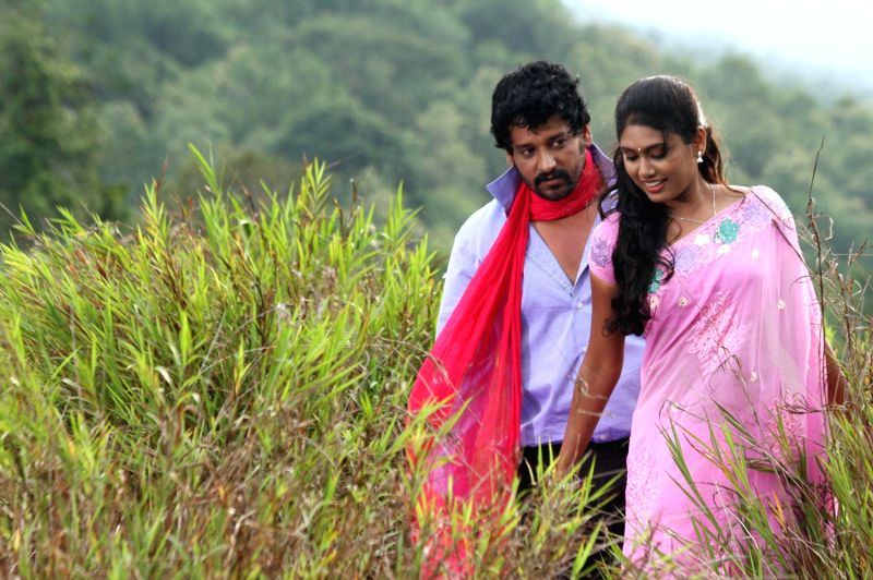 Stills from upcoming Tamil film `Pattaya Kelappanum Pandiya`.