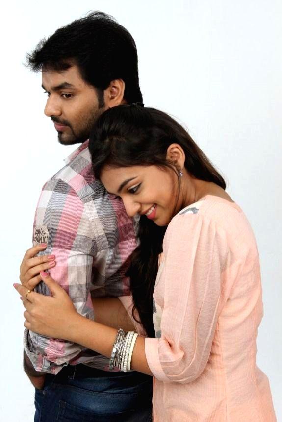 Stills from upcoming Tamil film 'Thirumanam Enum Nikkah'.