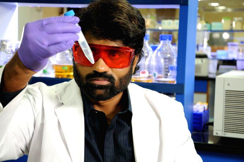 Stills from upcoming Tamil film `Vingyani`.
