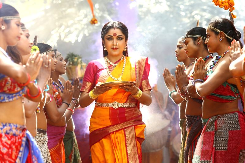 Stills of Tamil Mathangi.