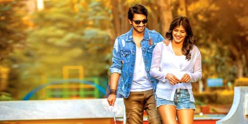 Stills of Telugu film Andhagadu.