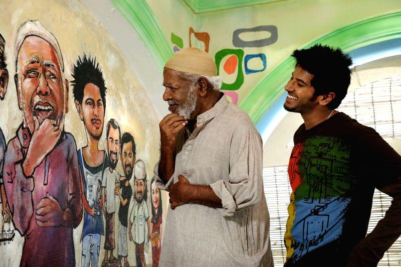 Stills of Telugu film Jathagaa.
