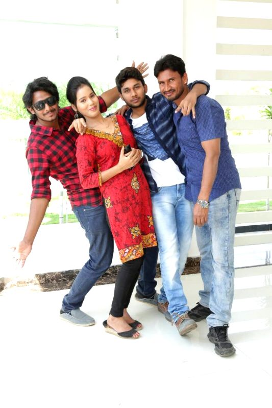 Stills of Telugu film Satya Gang.