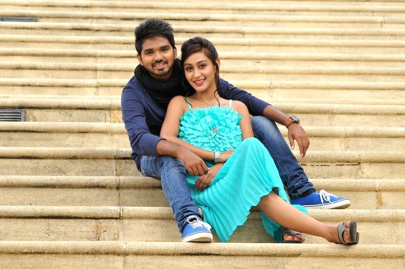 Stills of Telugu film Vaana Villu.
