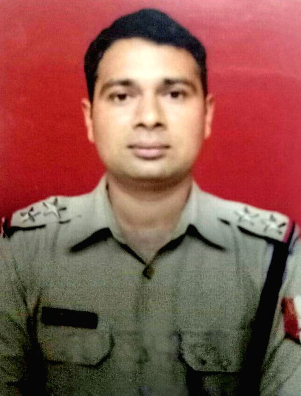 Sub-Inspector Rajnish Kumar, one of the four Border Security Force (BSF) troopers killed in an unprovoked Pakistan ceasefire violation on the international border in Jammu and Kashmir, on June ... - Sub-Inspector Rajnish Kumar