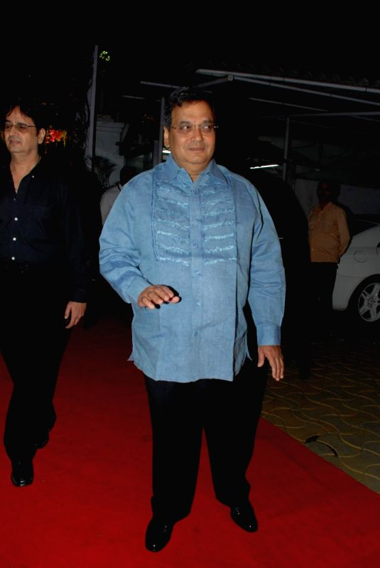 Subhash Ghai at Isha Koppikar 39s wedding reception