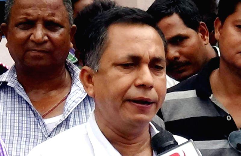 Sukanta Nayak.(Image Source: IANS News)
