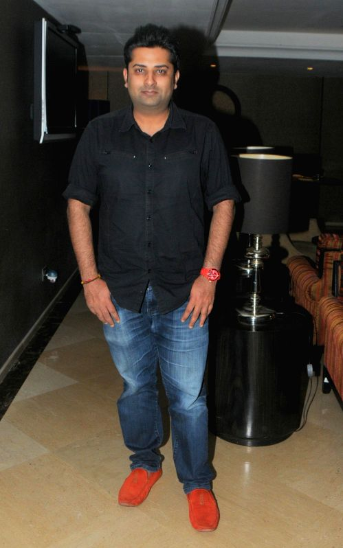Sumeet Tappoo during the launch of Dilbagh Singh`s music album The Victorian Secrets in Mumbai on July 21, 2014. - Dilbagh Singh