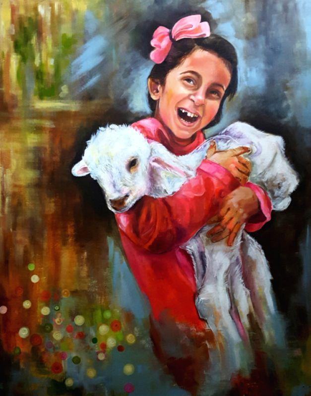 Sunita Agarwal\'s depiction of free childhood