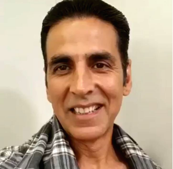Superstar Akshay Kumar is rooting for Indian women's cricket team to win the ongoing T20 World Cup final against Australia. He posted a video on his Instagram handle in which he is seen conveying his best wishes to team India and its captain Harmanpr