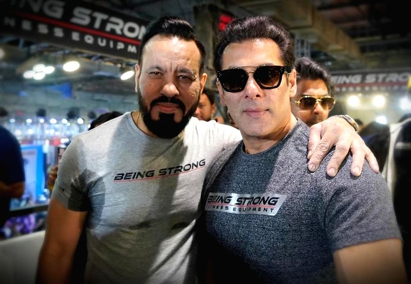Superstar Salman Khan never leaves a chance to express his love for his closed ones on social media, and this time he took out a moment to appreciate his bond with his personal bodyguard Shera.