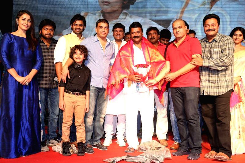 Supreme success meet.