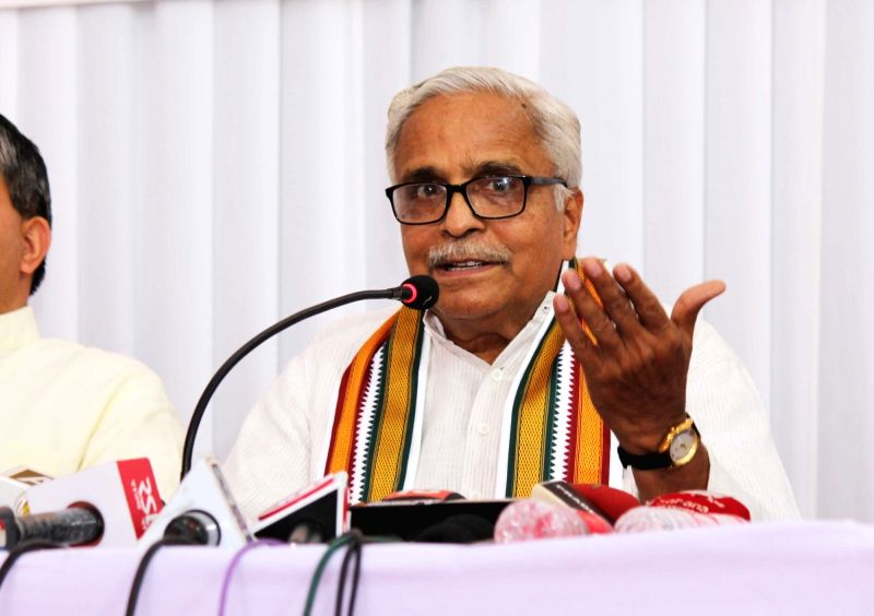 Suresh Bhaiyyaji Joshi.