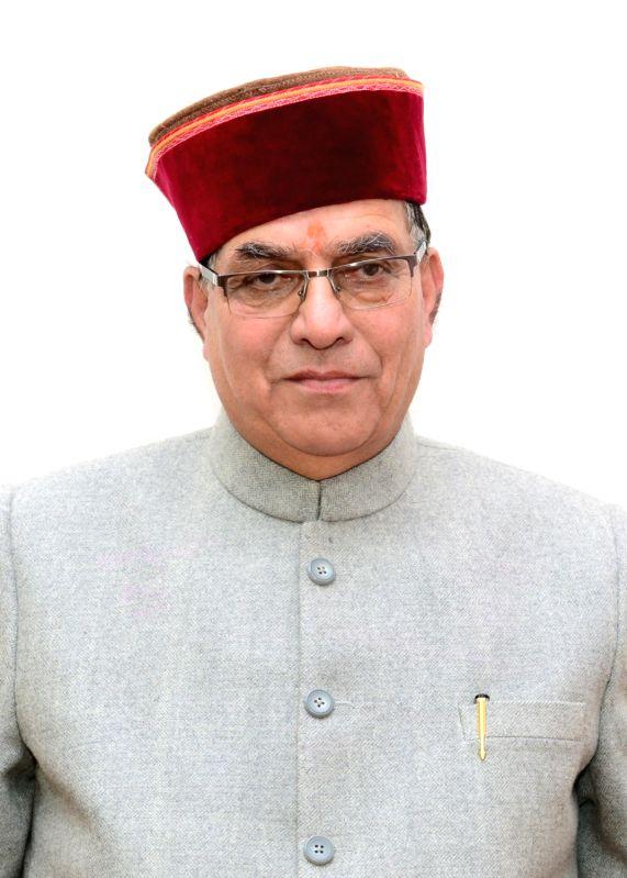 Suresh Bhardwaj. (File Photo: IANS)
