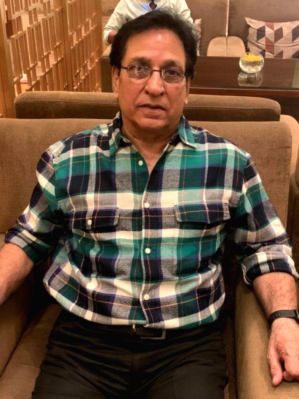 Surinder Amarnath.