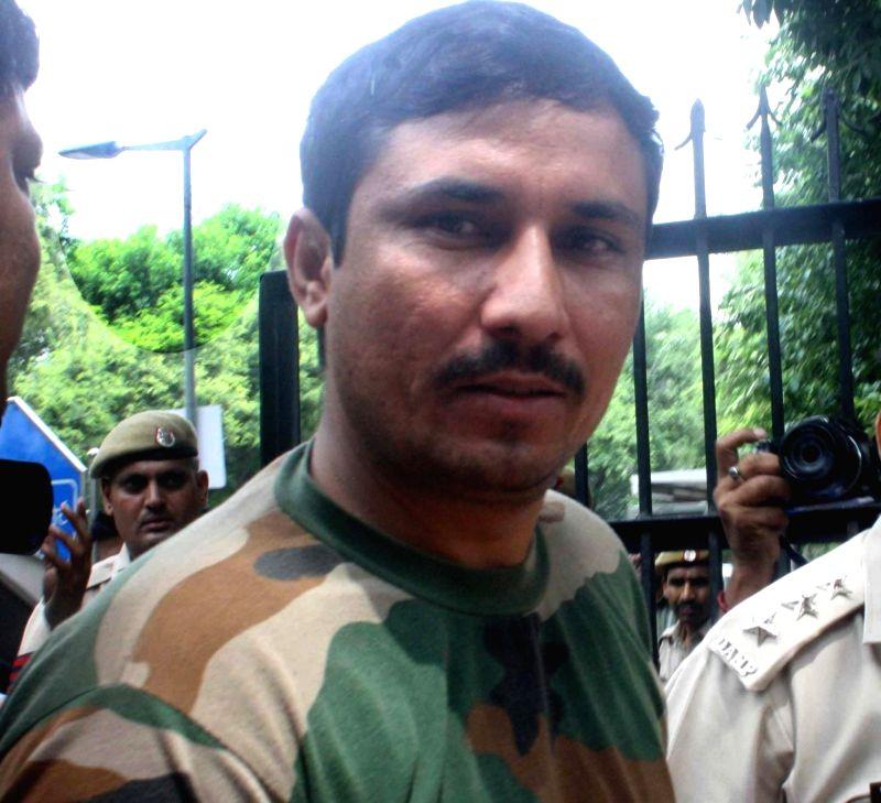 Surinder Singh. (File Photo: IANS)