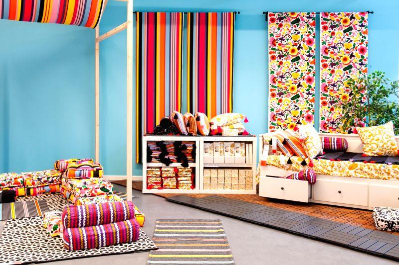 Swedish home furnishings retailer IKEA's store in Hyderabad.
