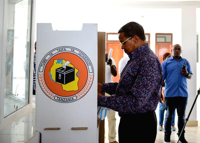 Tanzanian general election