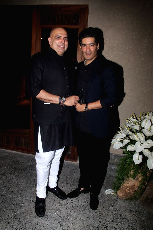 Tarun Tahiliani and Manish Malhotra - Manish Malhotra