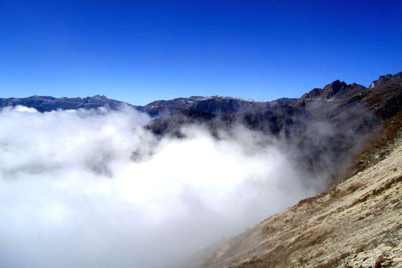 An entrancing view of Sela Pass in Arunachal Pradesh.