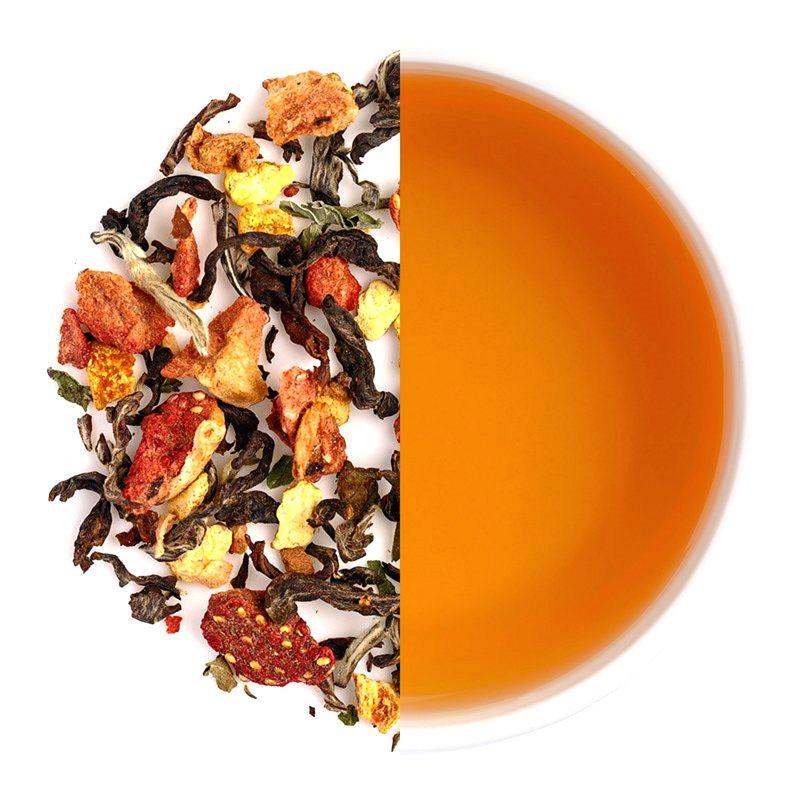 Teabox Strawberry Spritz Iced Tea