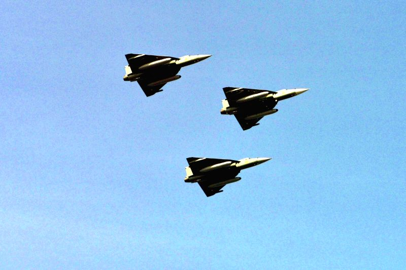 Tejas. (File Photo: IANS)