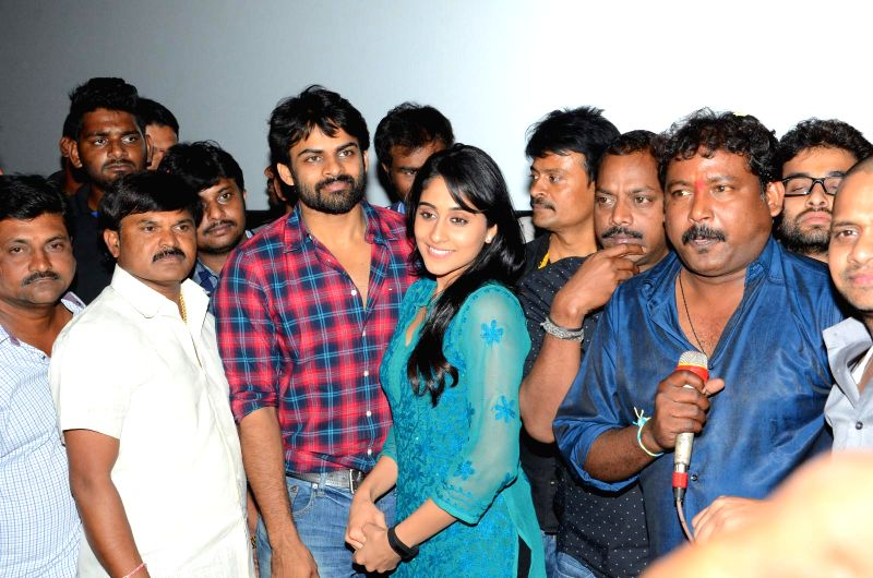 Pilla Nuvvu Leni Jeevitham Success tour in Telangana.