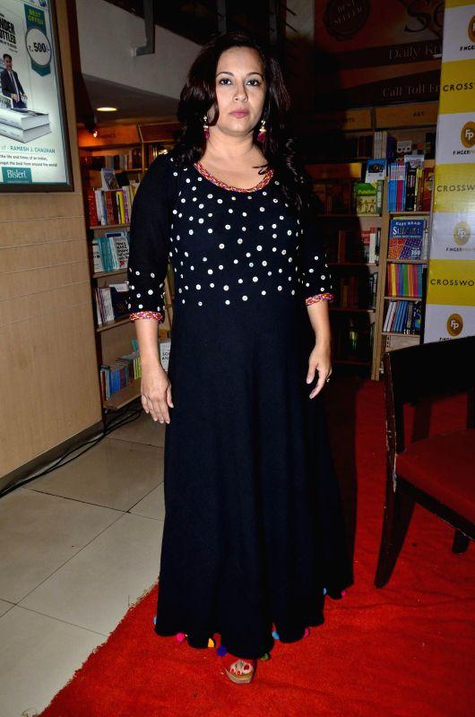 Television actor Mansi Joshi Roy during the launch of Madhuri Iyer's book Manhattan Mango in Mumbai, on July 4, 2014. - Mansi Joshi Roy