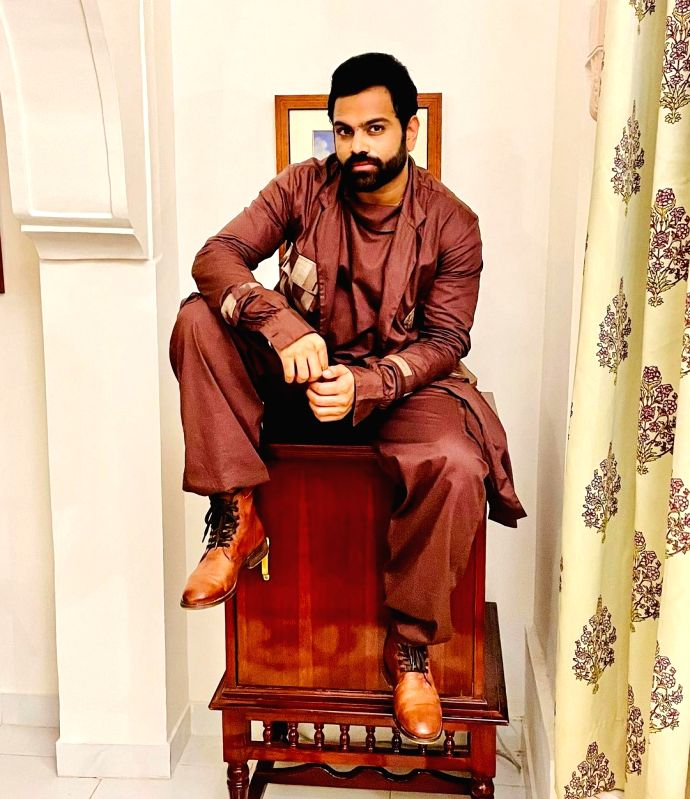 Telugu actor Sreerama Chandra is all set for his new release, MMOF. The actor plays a negative role in the film, and he says his dialogues are the soul of the film.