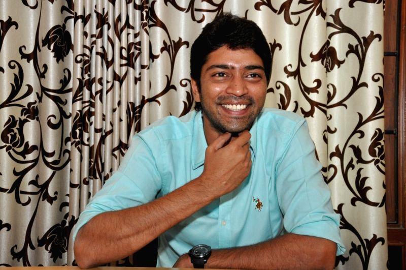 Telugu actors Allari Naresh. (File Photo: IANS)