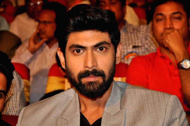Telugu actors Rana Daggubati(Image Source: IANS)