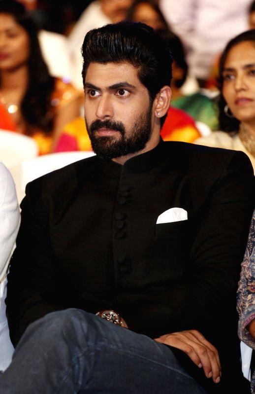 Telugu actors Rana Daggubati. (File Photo: IANS)